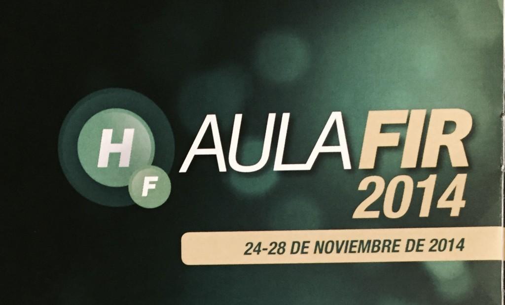 AULAFIR2014